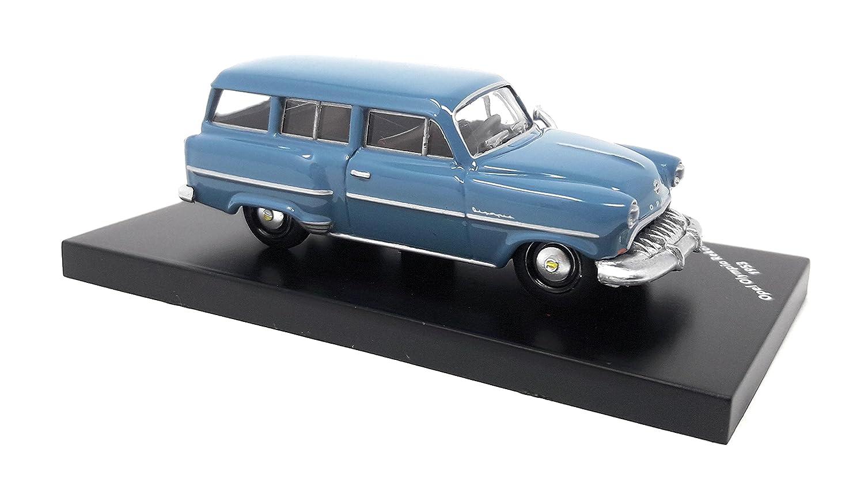 Atlas Opel 2er Set mit Opel Calibra 1990 Olympia Rekord 1953 Metall Miniaturmodelle Modellauto 1:87 H0