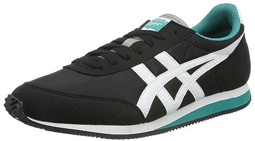 Onitsuka Tiger Sakurada, Unisex Adulto Zapatillas, Negro / Blanco, 37.5 EU: Amazon.es: Zapatos y complementos