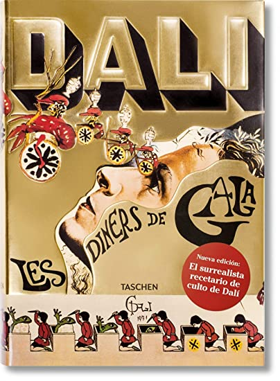Dalí  Les dîners de Gala: Salvador Dali: 9783836508766: Amazon com