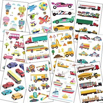Fun Stickers Enfants Sac De Fête Enfants Remplissage Football 29 Designs