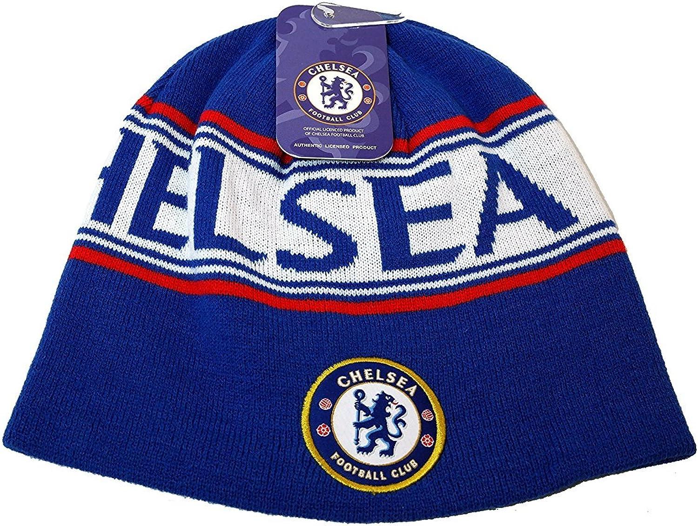 Chelsea Team Logo Beanie 005