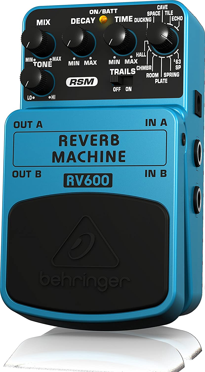 Best Reverb Pedal Top 5 Best Cheap Reverb Pedals Reviews