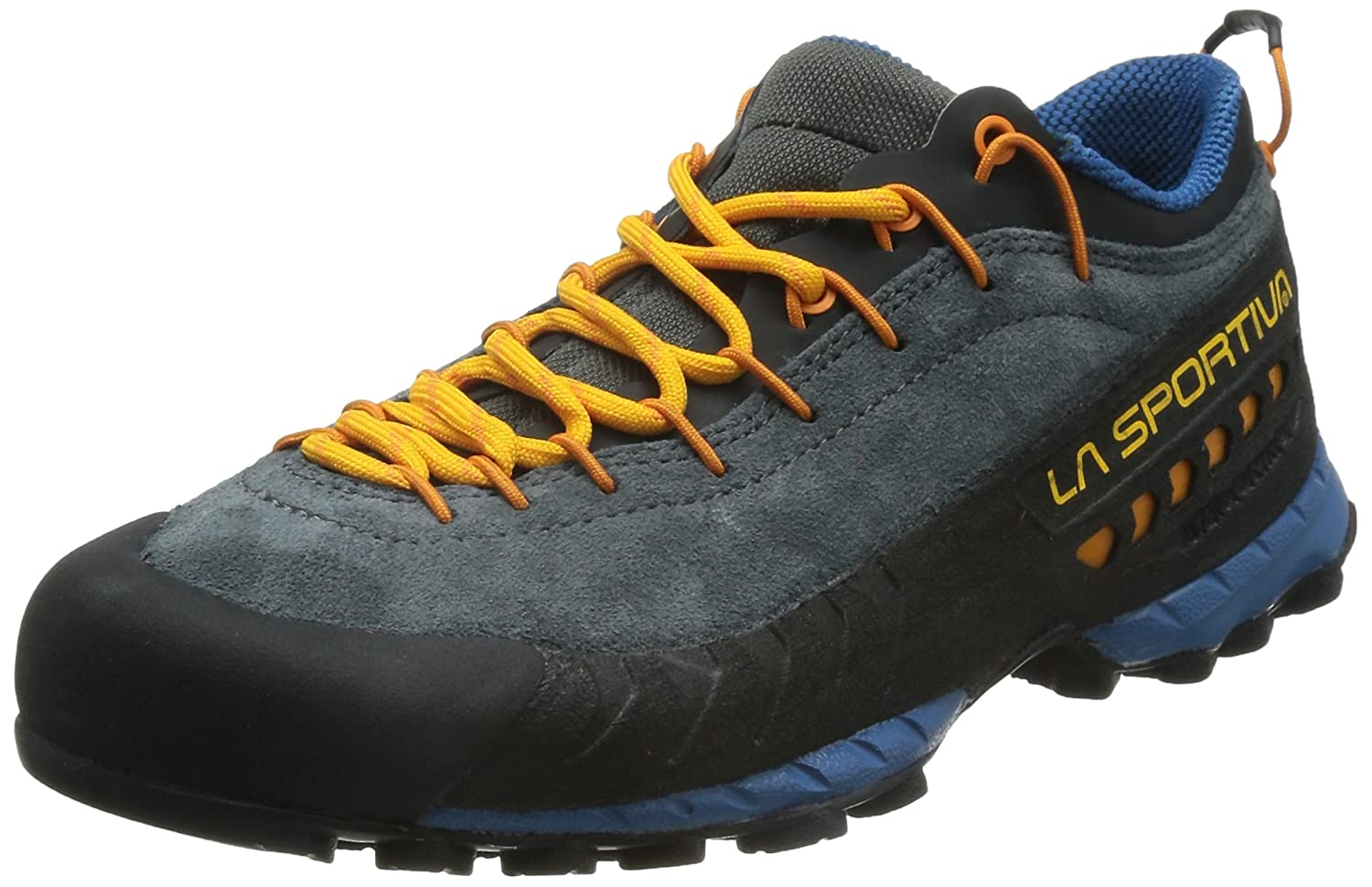 La Sportiva TX3 Approach Shoes Unisex Blue/Papaya Größe 41 2017 Schuhe OYkjNo