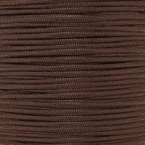550 Paracord Rope 7 strand Parachute Cord Nerds 10 25 50 100 ft