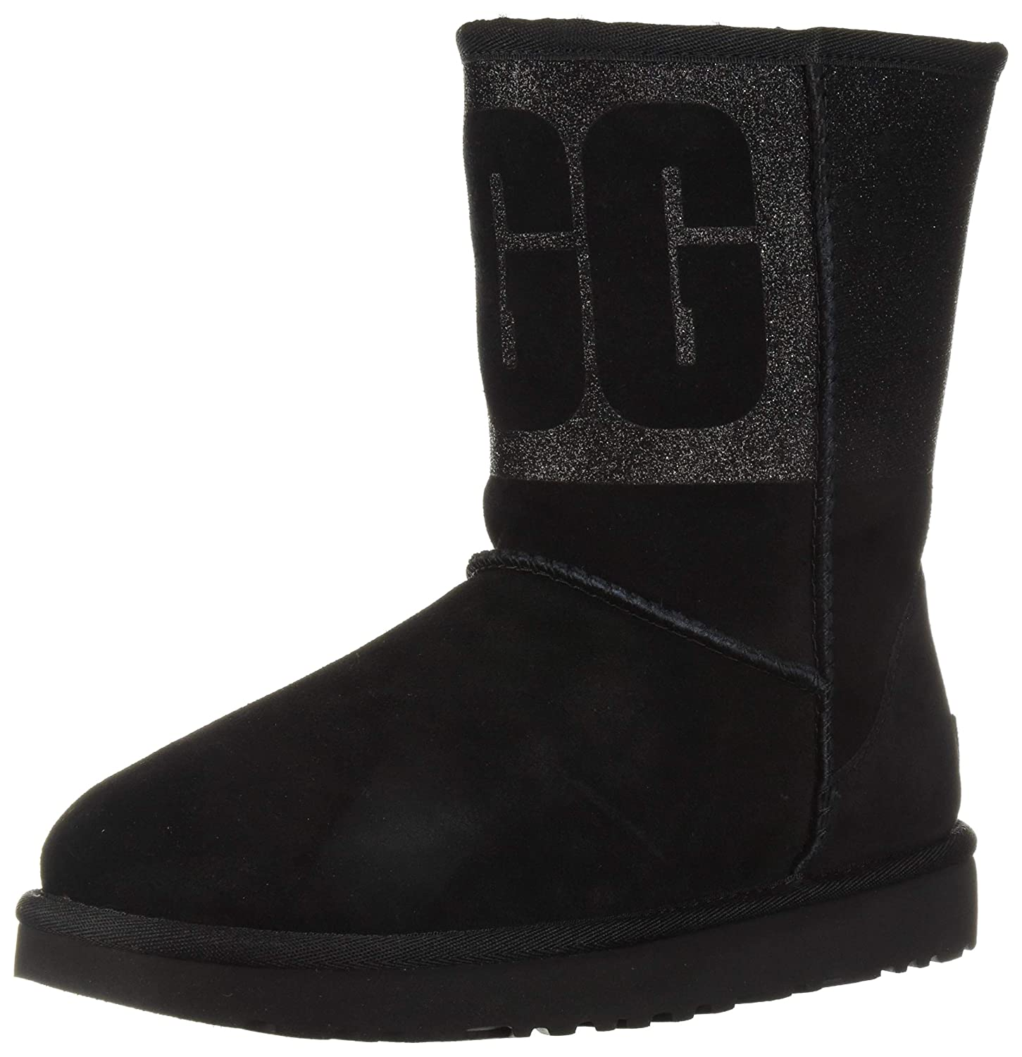a1ca6c178d9 UGG Women's W Classic Short UGG Sparkle Fashion Boot