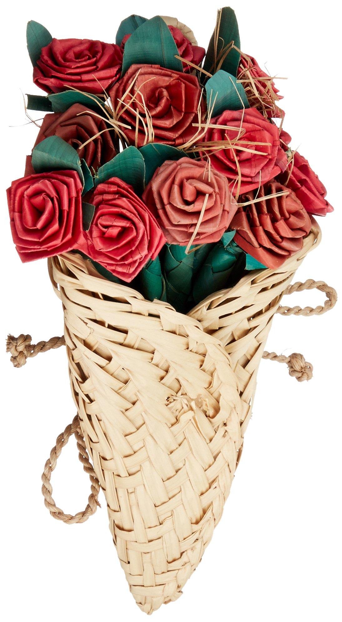 Planet Pleasures Rose Bouquet, Small