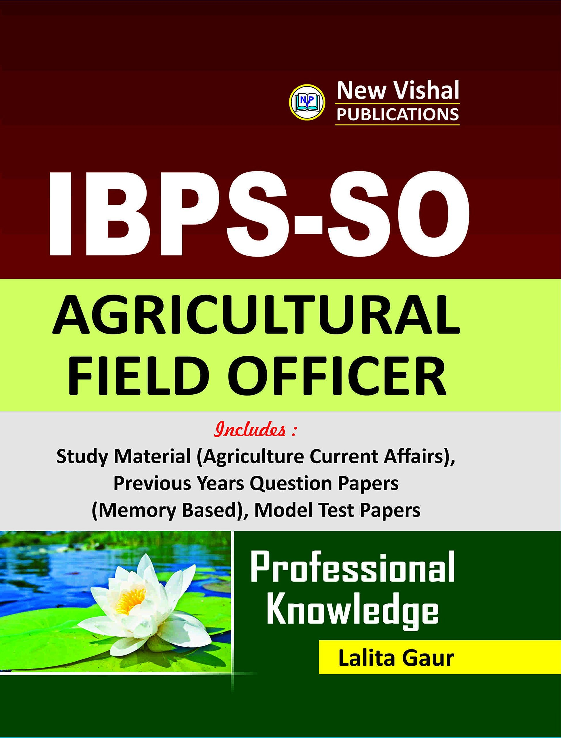 Ibps It Officer Book Pdf
