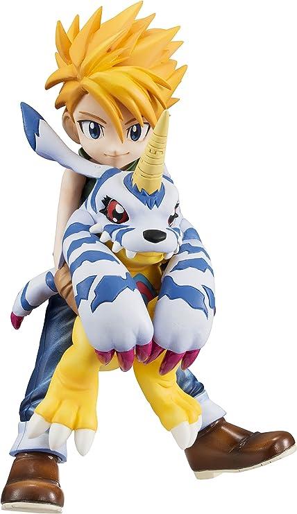 G.E.M Digimon Adventure Part 3 Yamato Ishida /& GABUMON Figure ... FROM JAPAN