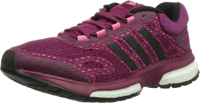 adidas Response 23 Boost, Zapatillas de Running para Mujer, Vivid Berry S/Black/Neon Pink 14, 36.6666666667 EU: Amazon.es: Zapatos y complementos