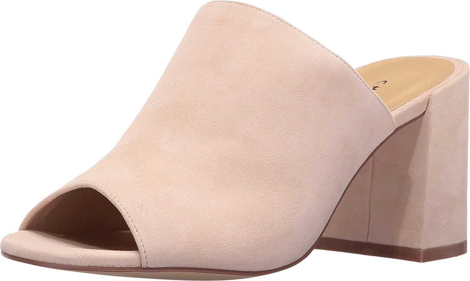 Chinese Laundry Women's Sammy Kid Suede Mule