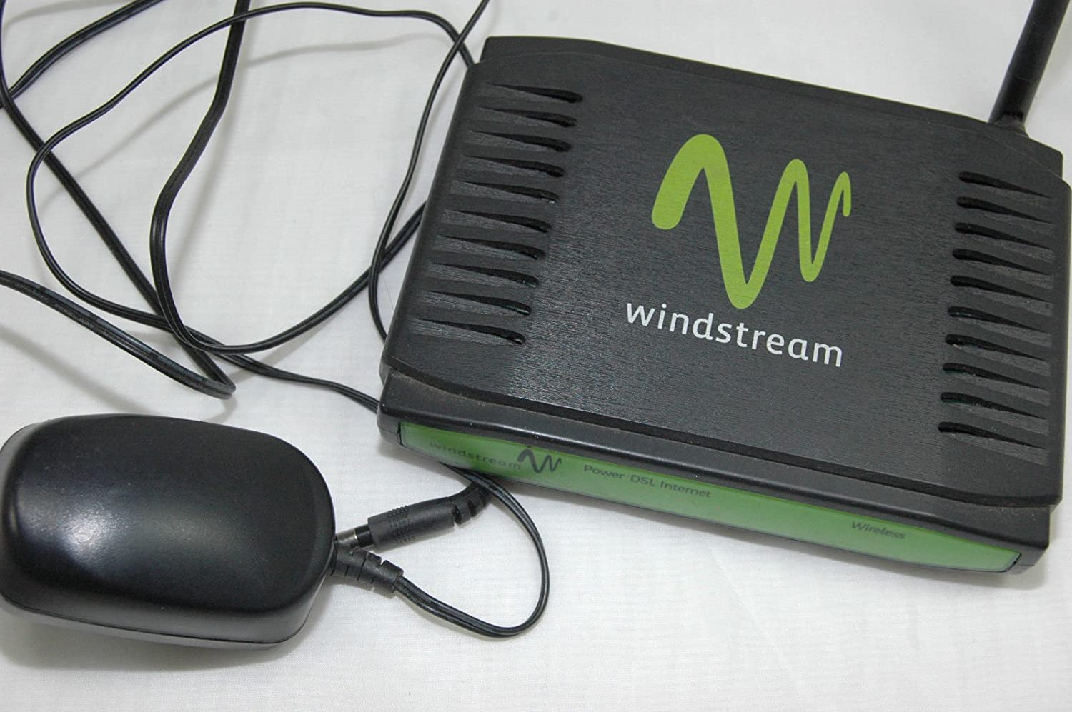 Amazon.com: Windstream Sagemcom 1704 F@st DSL ADSL2 Wi-Fi Wireless Router/Modem: Computers & Accessories