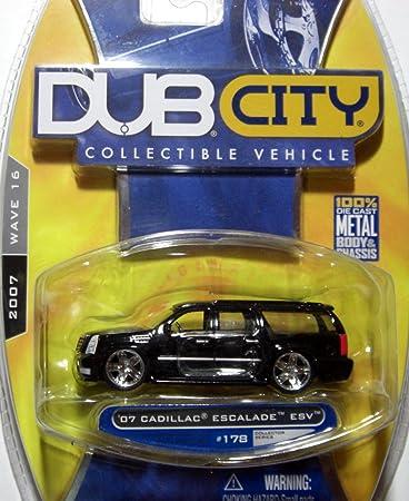 Buy Dub City Collectible Vehicle 07 Cadillac Escalade Esv Online At