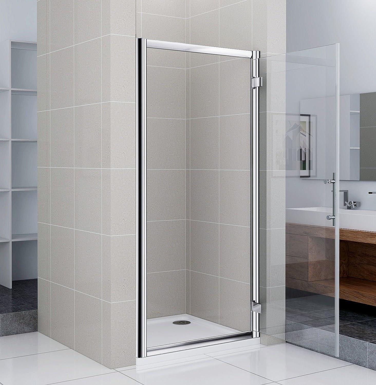 nichos – Mampara de ducha puerta giratoria para puerta oscilante ...