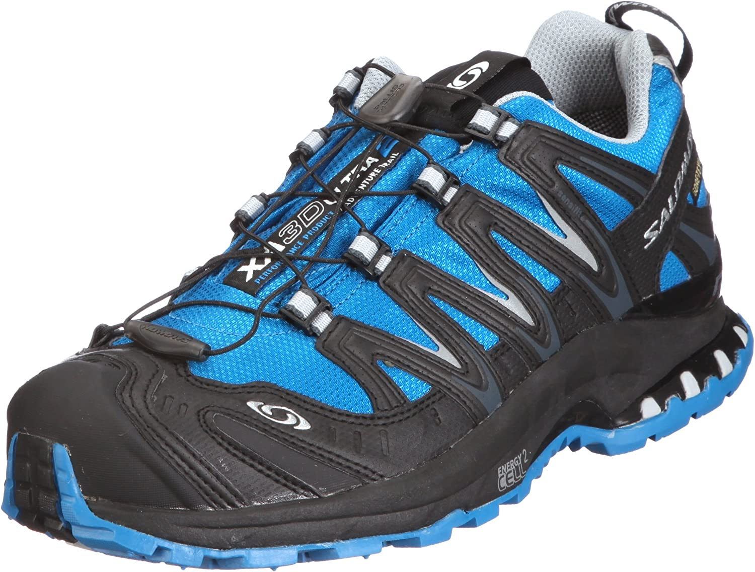 salomon xa pro 3d gtx trail review libro