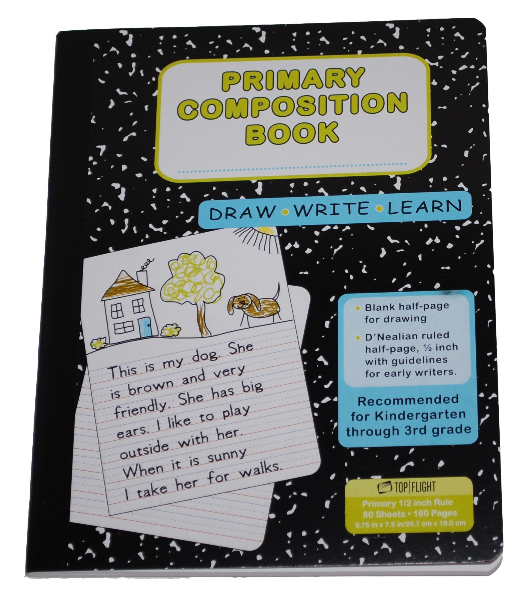 Primary Journal K-3rd Grade 2 Pack