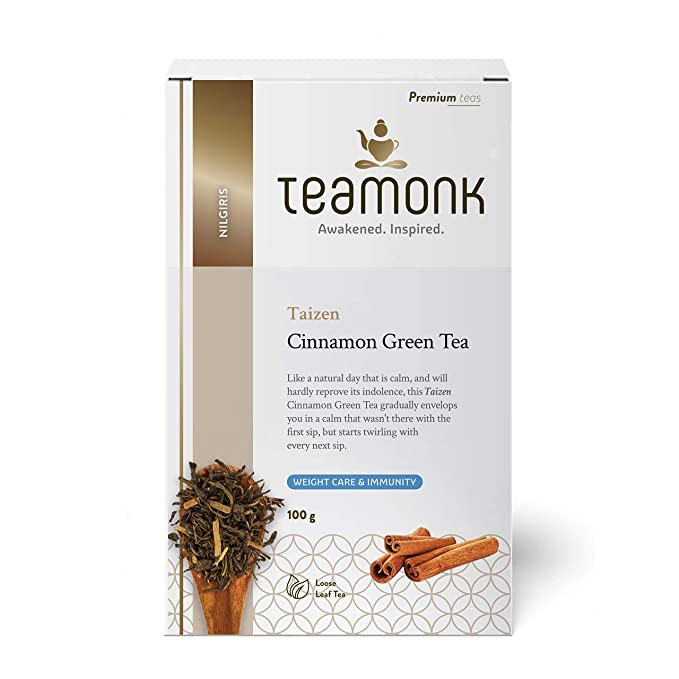 come perdere peso con tè verde e cannella