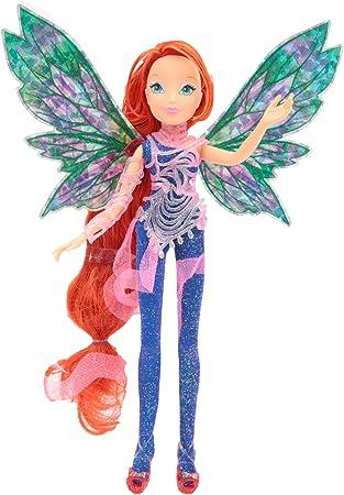 Winx Club Dreamix Fairy Bloom Bambola Doll Giochi Preziosi