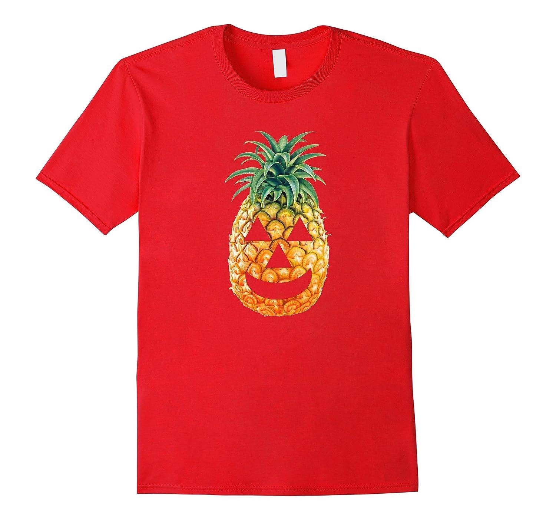 Pineapple Carving T-shirt: Halloween 2017-T-Shirt