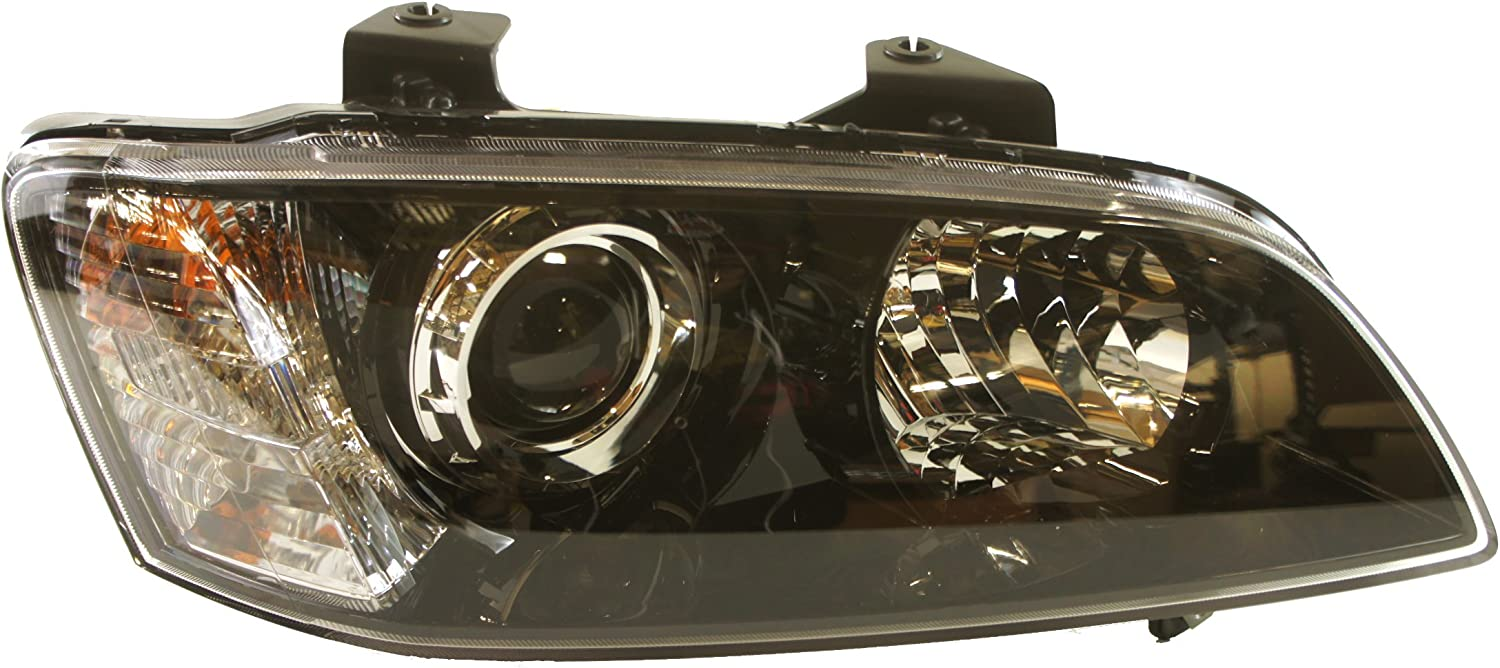 Genuine GM Parts 92224813 Passenger Side Headlight Assembly Composite Genuine General Motors Parts