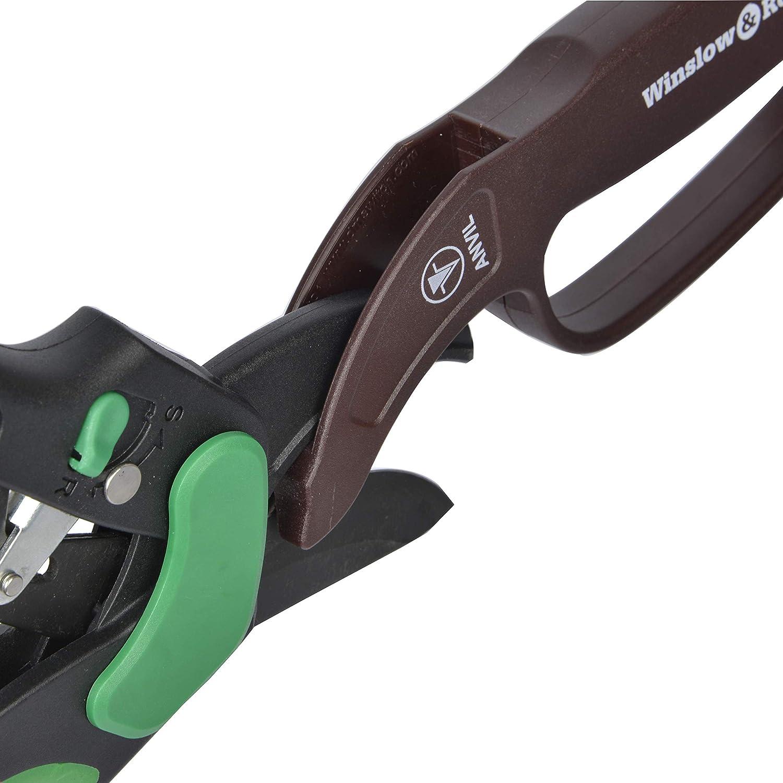 Bypass Winslow/&Ross Manual Pruner Sharpener Garden Shears Sharpener Secateur Sharpener Sharpener for Bypass Pruners