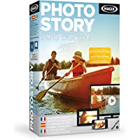 Magix PSD15LXIT Photostory 2015 Deluxe Editore Media