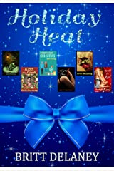 Holiday Heat: A Holiday Novella Anthology Kindle Edition