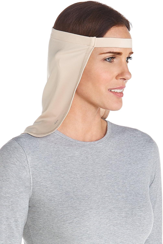 UV-Nackenschutz Unisex Beige Coolibar