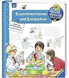 Ravensburger Kinder Experimente Sachbuch Wieso? Weshalb? Warum? - Experimentieren und Entdecken
