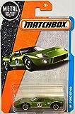 Matchbox 2016 Ford GT-40 23/125, Green