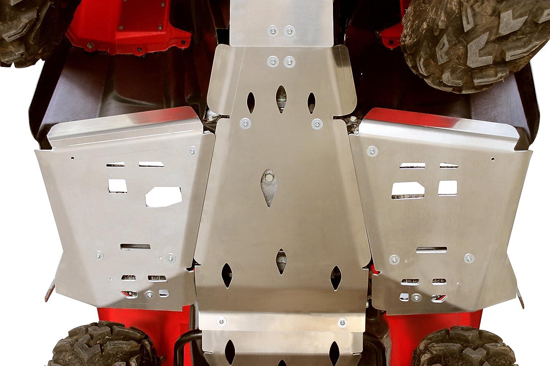 skid plate Honda TRX 500 IRS Rubicon/FA6, 2016 Set completo ...