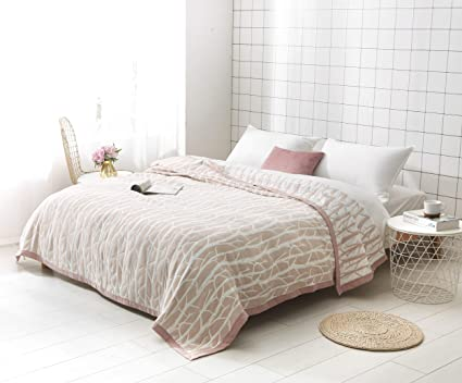 Sunshine Bed Quilt Reversible Blanket Bedspread And Comforter Coverlet Organic Ultra Soft Pre Washed Cotton Quilted Coverlet Luxury Lightweight