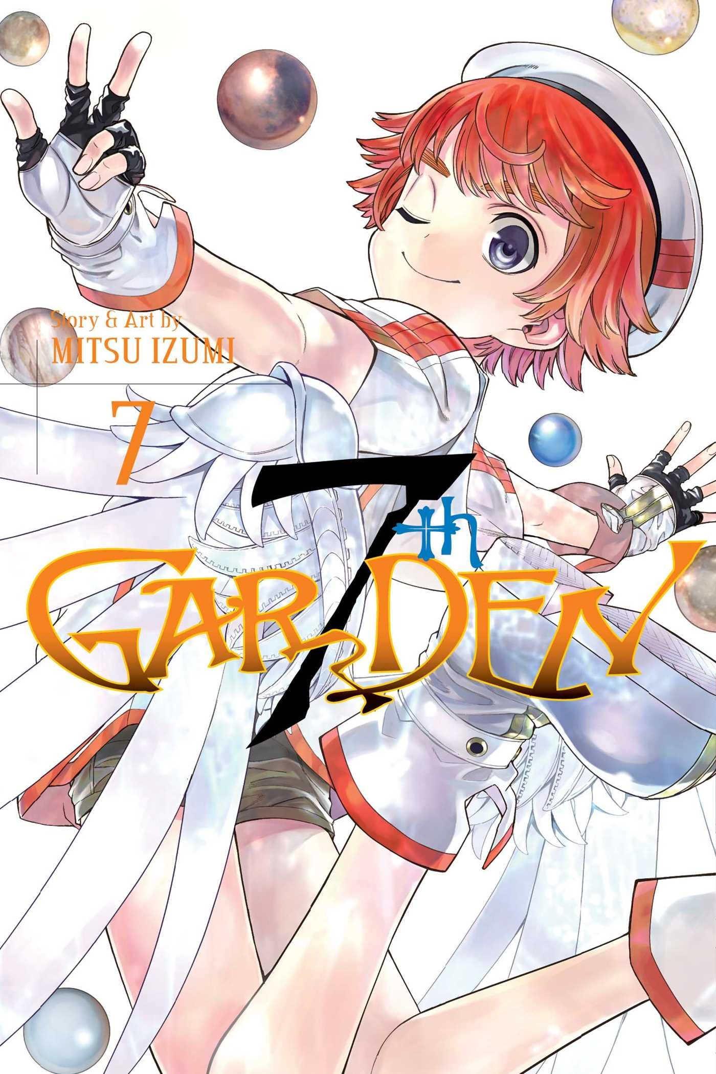 Read Online 7thGARDEN, Vol. 7 pdf epub