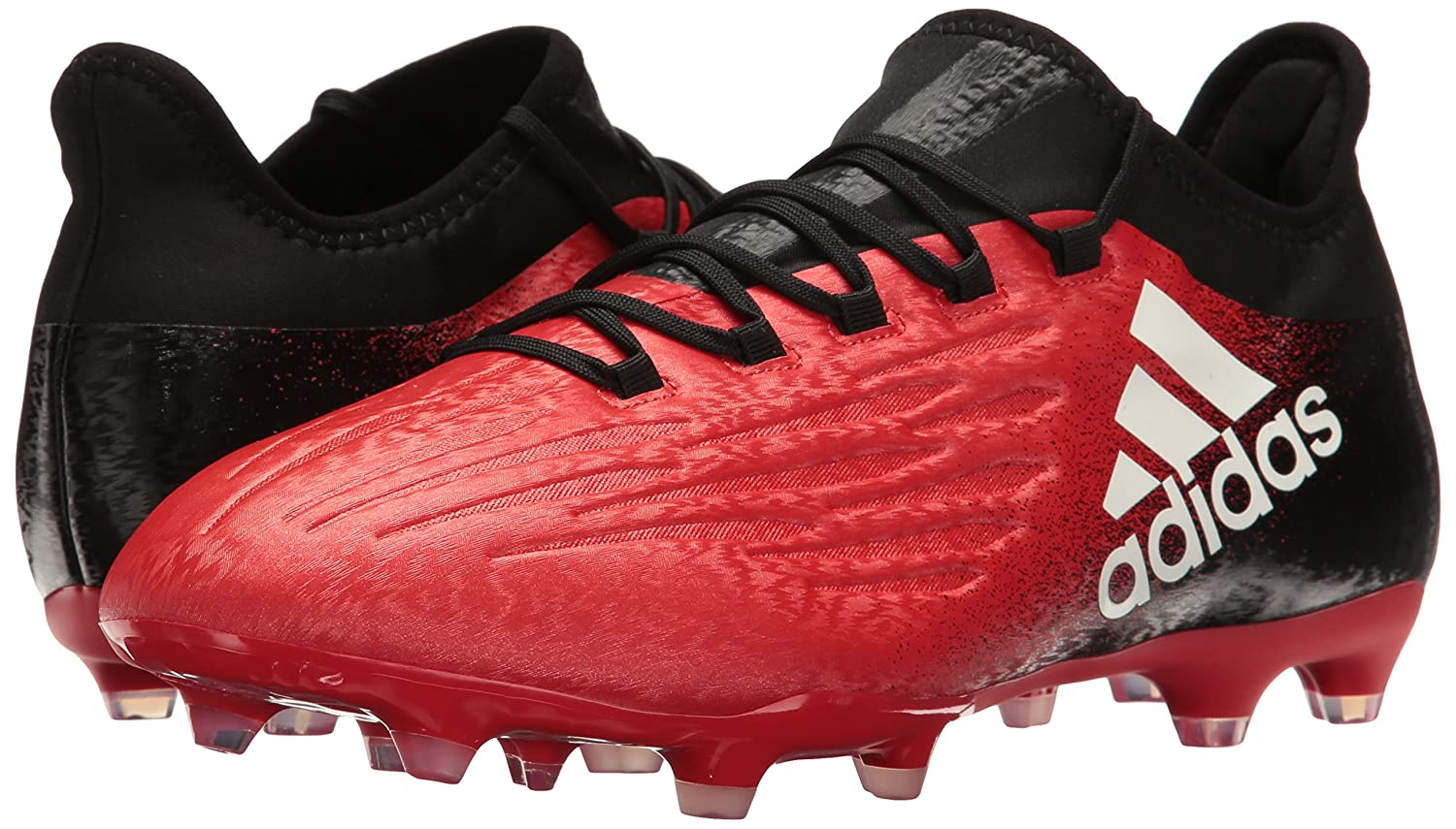 bc225f3f1f1 Red Red Red White Black adidas Men's X 16.2 Fg Football Boots a0bf4a ...