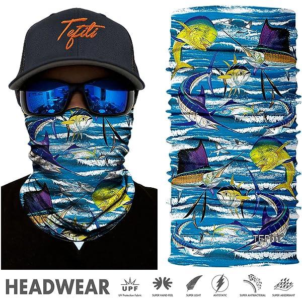 m/áscara de Polvo 3D TEFITI Pasamonta/ñas para la Cara Caza para Acampar a Prueba de Rayos UV Multifuncional Correr a Prueba de Viento para Hombre Motociclismo Pesca