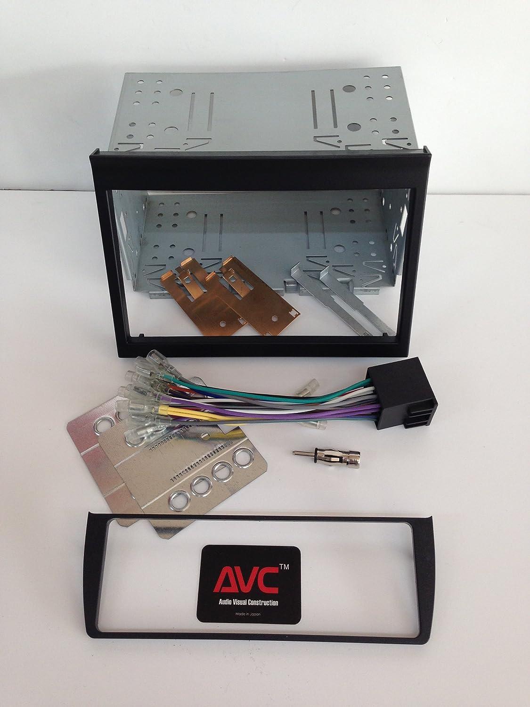 AVC  996用 2DIN取付KIT(純正移設付) B00GBU4C7A