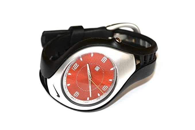 9c3387342d Amazon   Nike Triax速度10 Regularデジタルスポーツ腕時計   レディース ...