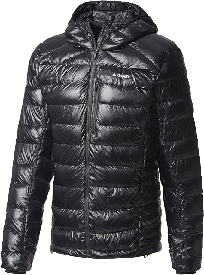 adidas Herren Terrex Climaheat Agravic Hooded Jacke Jacke