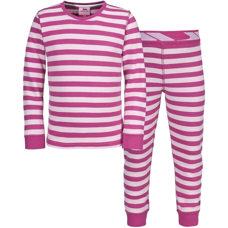 Trespass Kinder Mädchen Nadia Winter Unterwäsche-Set
