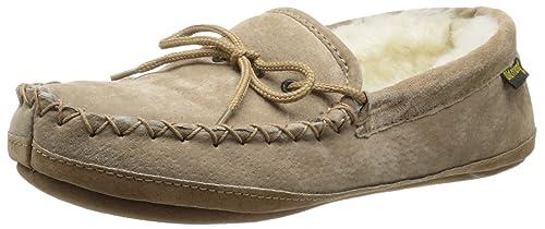 01f004db758 Old Friend Men s Soft Sole Moccasin  Amazon.ca  Shoes   Handbags