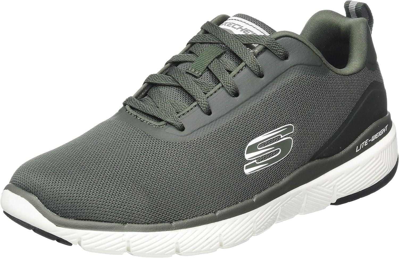 Skechers Flex Advantage 3.0 Landess, Zapatillas para Hombre