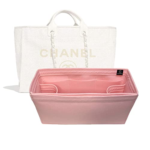 f2dfb6e9a Image Unavailable. Image not available for. Color: Zoomoni Chanel Deauville  Tote ...