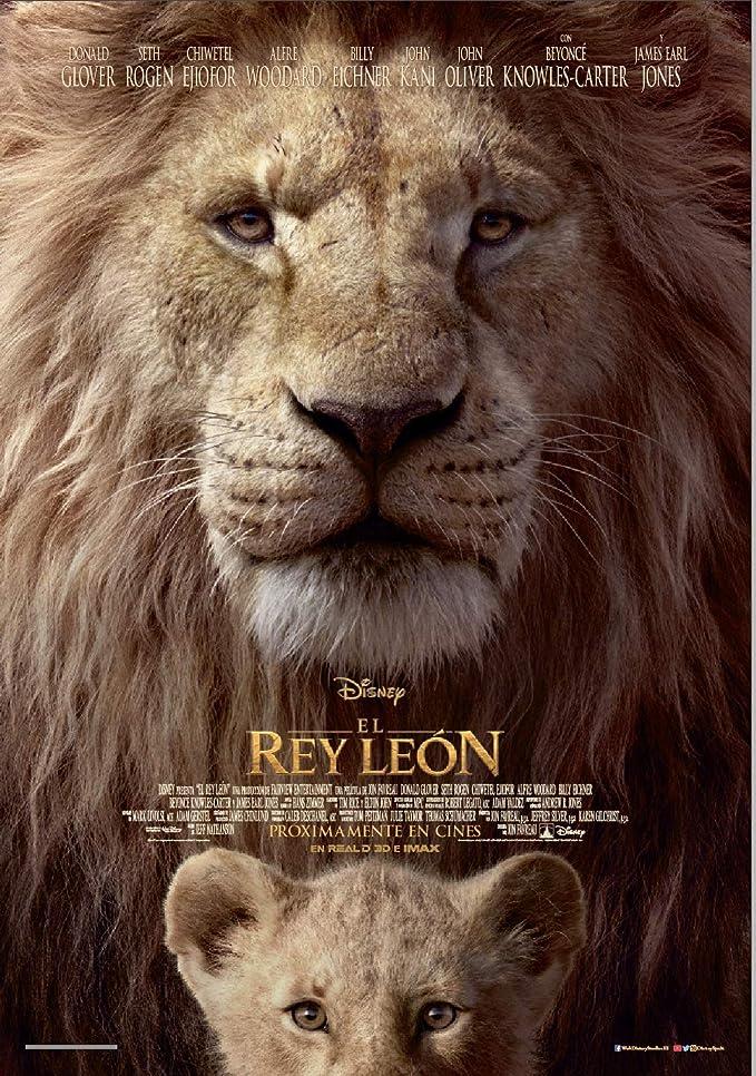 Pack El Rey León (clásico) + El Rey León (imagen real)