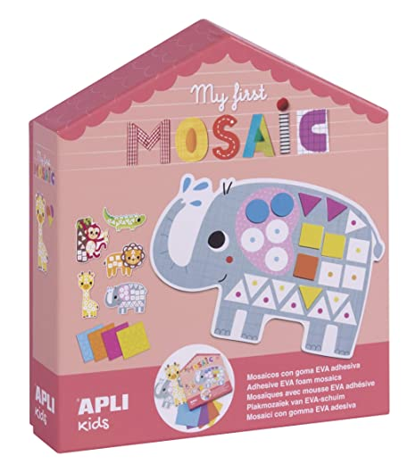 Amazon.com: APLI Kids 17143 My First Mosaico: Office Products