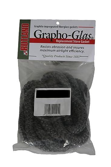 Amazon.com: Rutland Grapho-Glas Woodstove Flat Gasket for ...