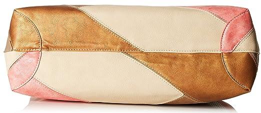 Rojo Bols Desigual Mujer Redmond Bolsos Hombro Shoppers De Y caprica m0O8wnvN