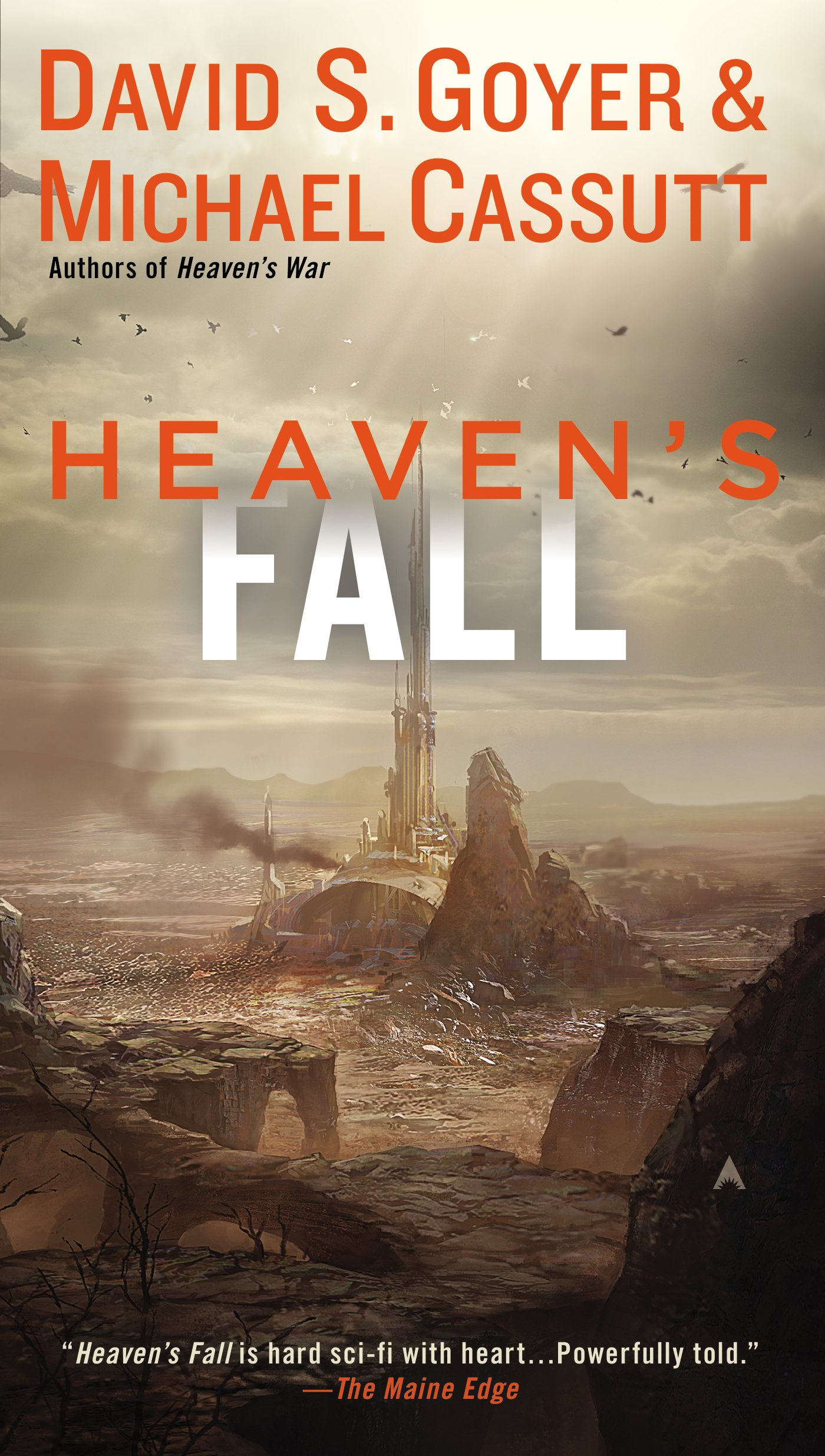 Amazon: Heaven's Fall (heaven's Shadow) (9780425256206): David S  Goyer, Michael Cassutt: Books