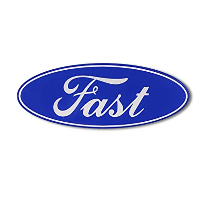 Proud Store Online Domed Fast Ford ECOBEAST Emblem Blue ecoboost eco Boost Turbo Car Sticker 3D