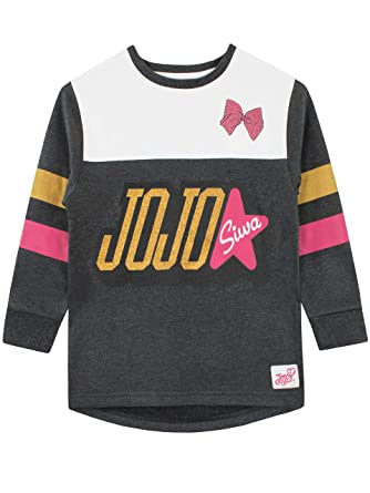 e6d418b5b2489f JoJo Siwa Girls Jo Jo Sweat Dress  Amazon.co.uk  Clothing