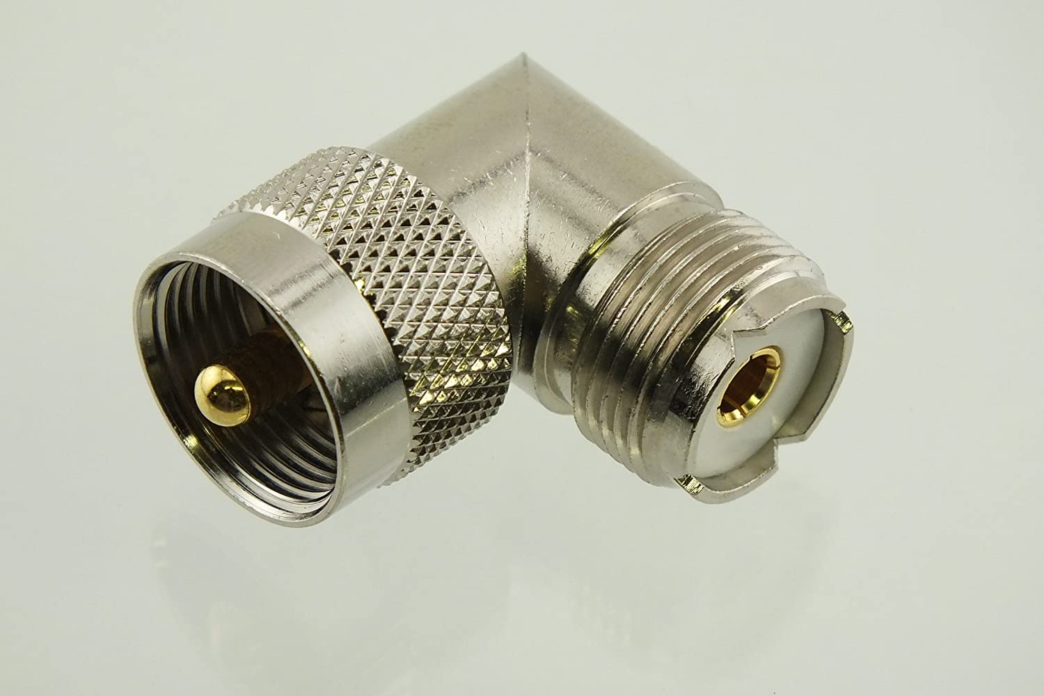 BNC Female to Female Chassis Connector 2-PACK Sold by W5SWL