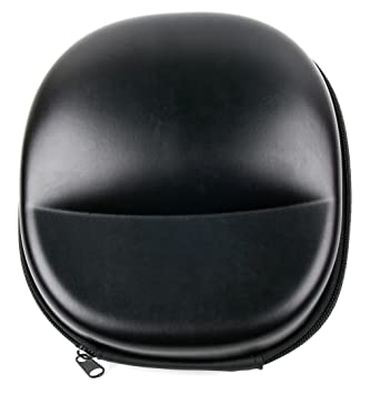 DURAGADGET Funda/carcasa rígida para auriculares Marshall Major II Color negro.